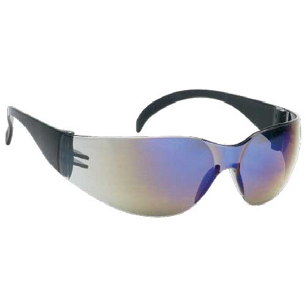 Blue Mirror Lens - Lightweight Safety Glass Photo