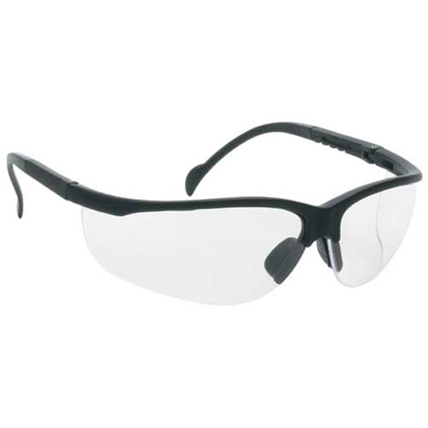 Clear Lens - Wrap-around Safety Glasses Photo