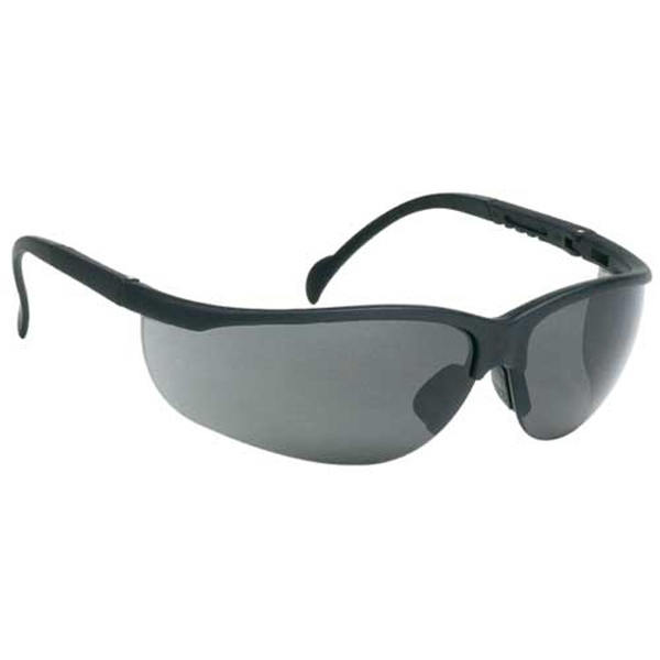 Gray Lens - Wrap-around Safety Glasses Photo