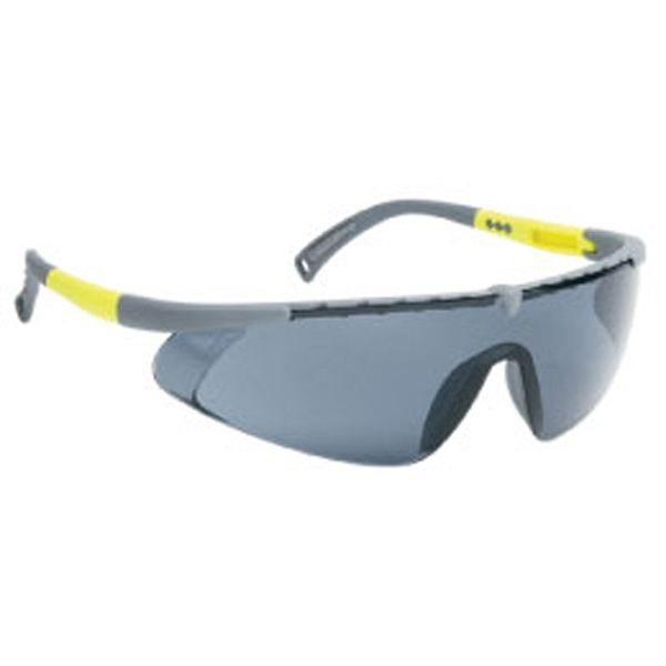 Gray Lens - Gray - Single-piece Lens Safety Glasses Photo