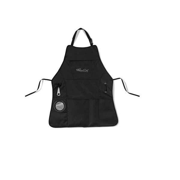 Grill Master - Black - Apron Kit With Detachable Bottle Opener, Padded Oven Mitt And Towel Photo