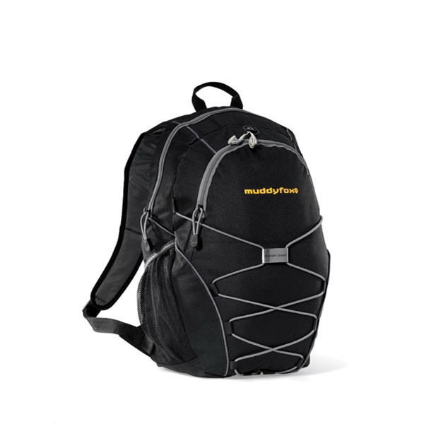 Expedition - Black - Computer Backpack With Bungee Cords For Extra Storage Photo