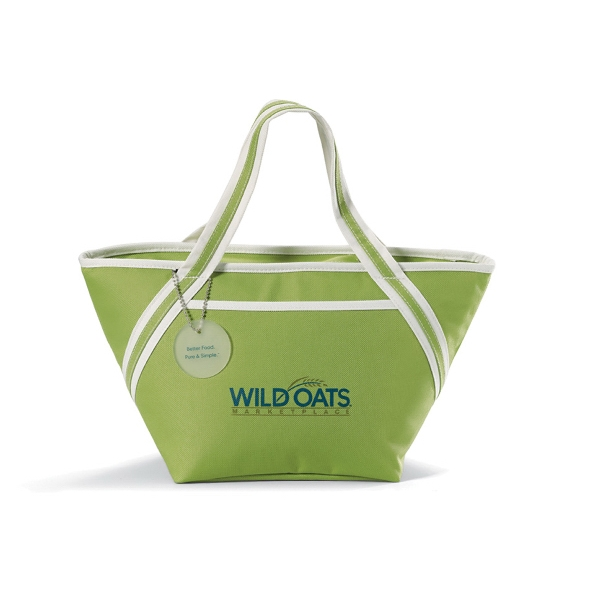 Piccolo - Apple Green - Cooler Tote Bag With Heat Sealed Interior Photo