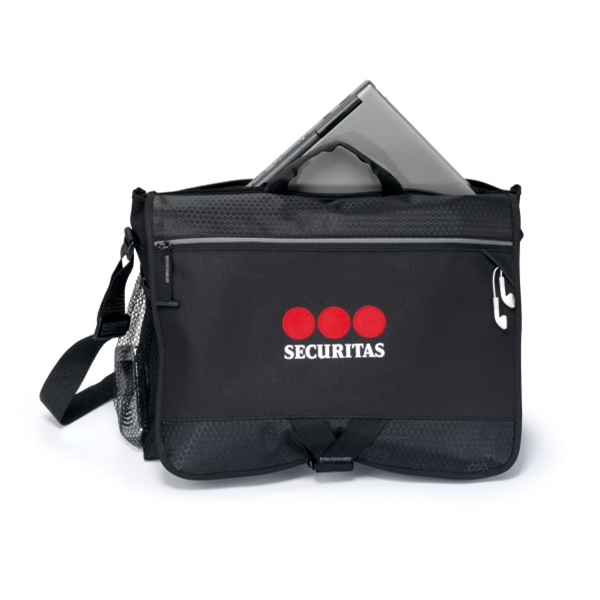 Focus Computer Messenger Bag