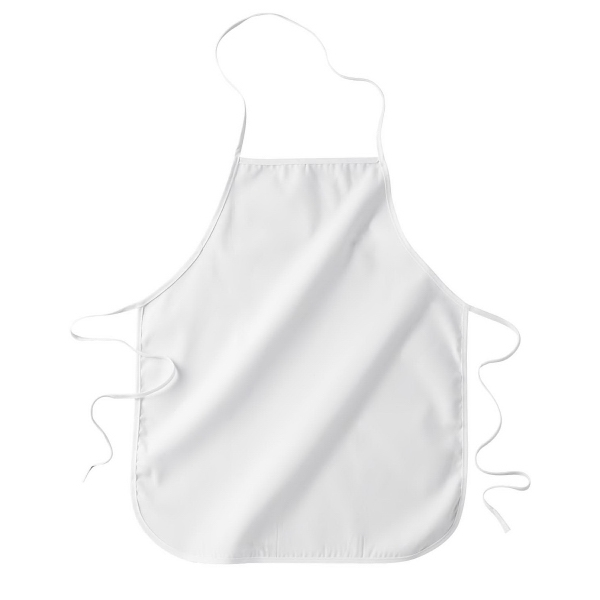 "24"" Apron without Pockets"