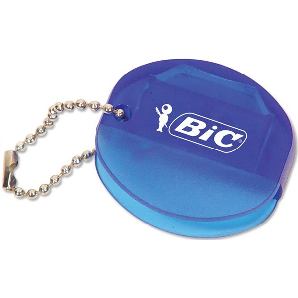 Blue - Cd Opener Keychain. Closeout Price! Available While Supplies Last Photo