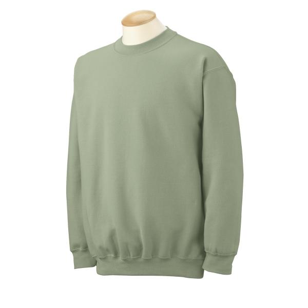 8 oz Heavy Blend (TM) 50/50 Fleece Crew