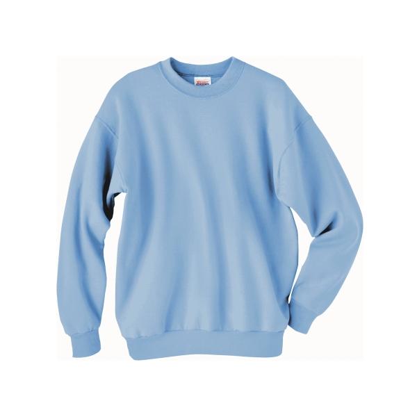 7.8 oz ComfortBlend (R) EcoSmart (R) 50/50 Fleece Crew