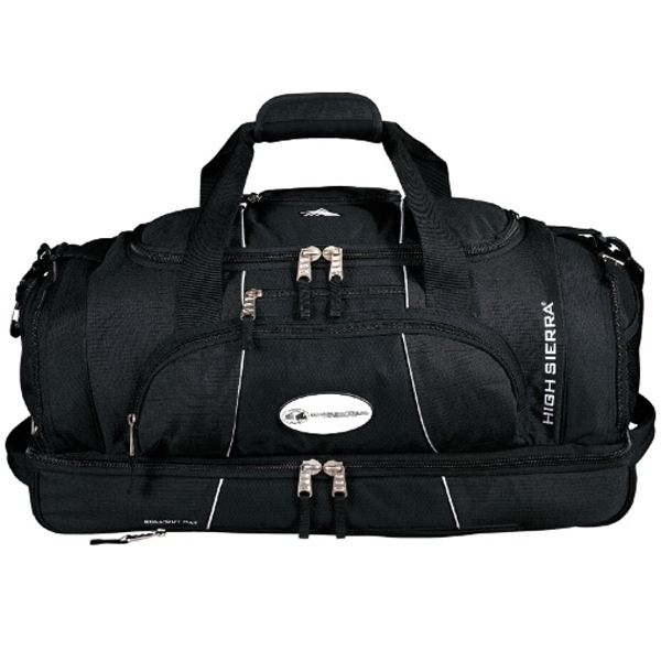 High Sierra (r) Colossus - Drop Bottom Duffel Bag Made Of 600d Polycanvas And Ripstop Nylon Photo