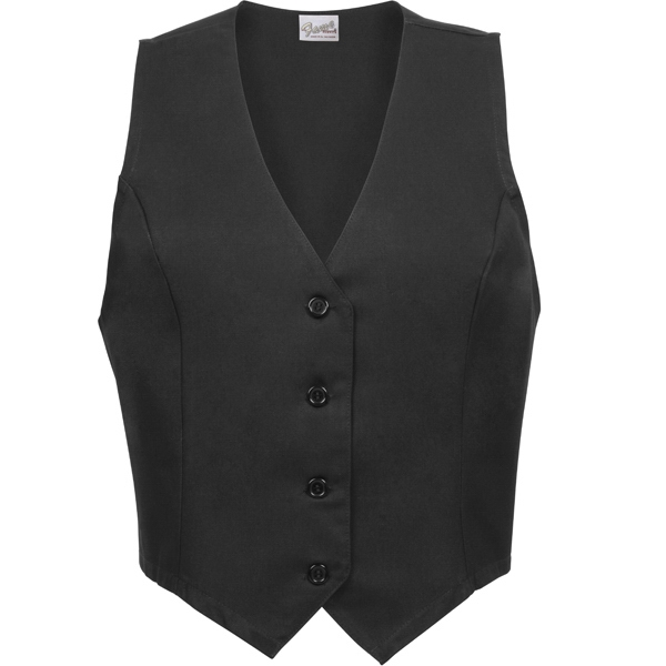 Women's Petite Fitted Vest
