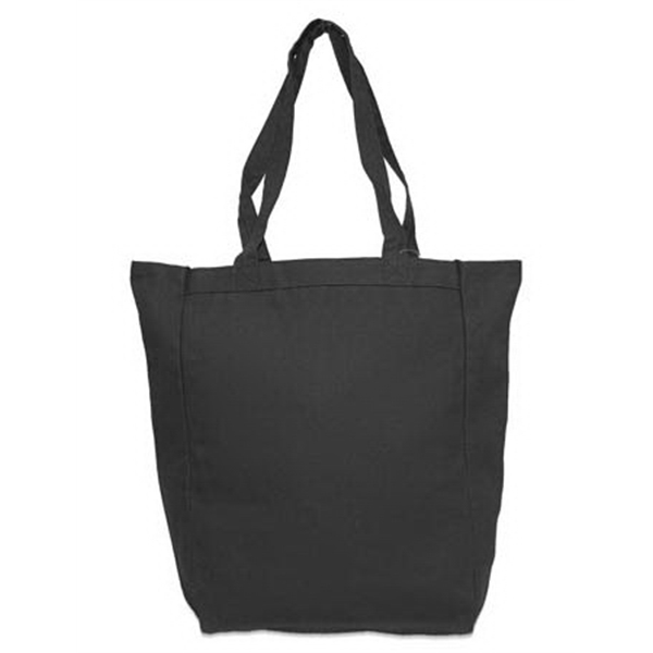 10 oz Cotton Canvas Tote - Eco Friendly
