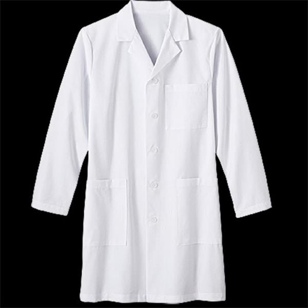 "Meta Labwear - Meta Fundamentals Mens 38"" Labcoat Photo"