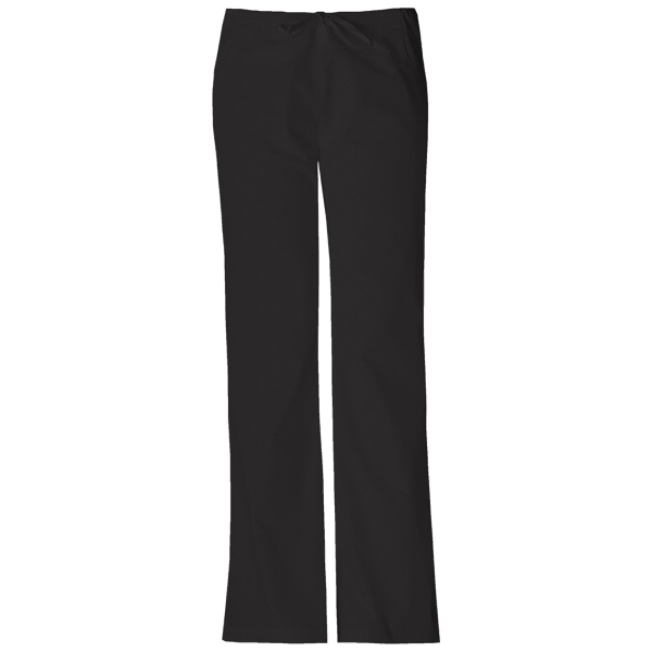 Dickies Medical - Black - Sa851206 Dickies Flare Leg Pant Photo