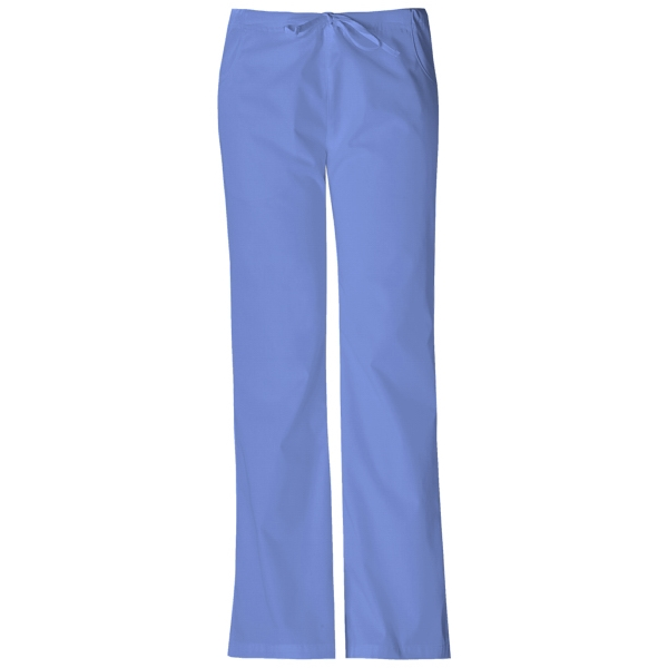 Dickies Medical - Ceil Blue - Sa851206 Dickies Flare Leg Pant Photo