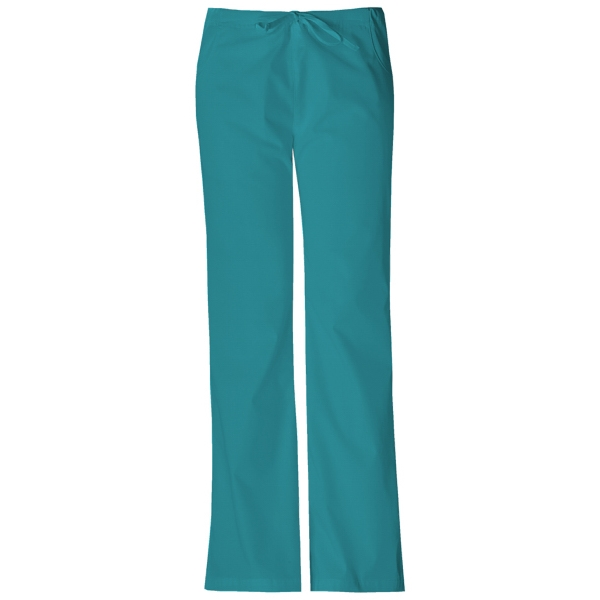 Dickies Medical - Dickies Teal - Sa851206 Dickies Flare Leg Pant Photo