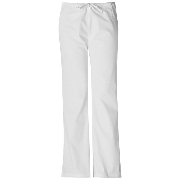 Dickies Medical - Dickies White - Sa851206 Dickies Flare Leg Pant Photo