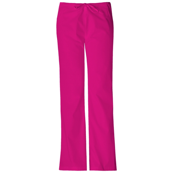 Dickies Medical - Hot Pink - Sa851206 Dickies Flare Leg Pant Photo
