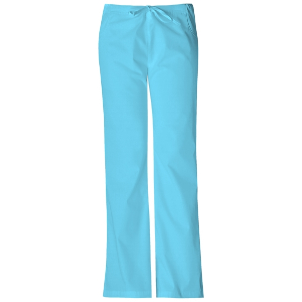 Dickies Medical - Icy Turquoise - Sa851206 Dickies Flare Leg Pant Photo