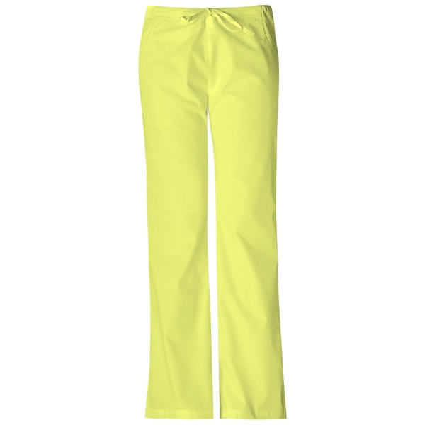 Dickies Medical - Key Lime - Sa851206 Dickies Flare Leg Pant Photo