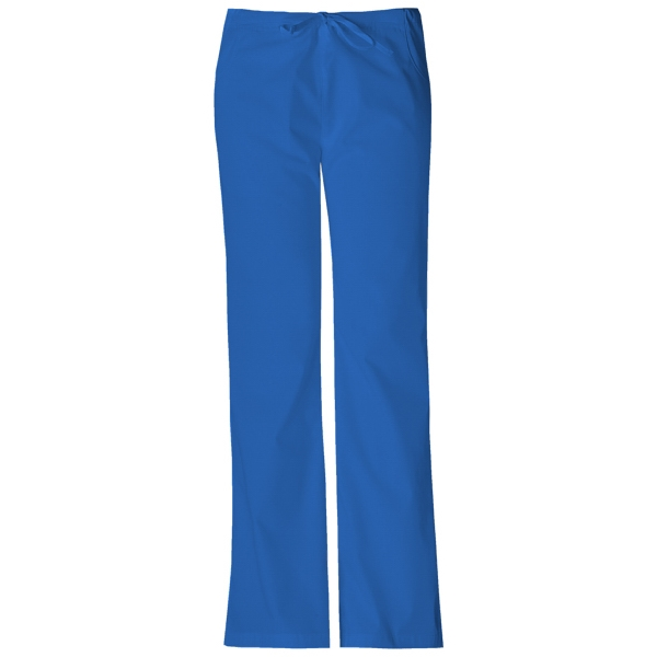 Dickies Medical - Royal Blue - Sa851206 Dickies Flare Leg Pant Photo
