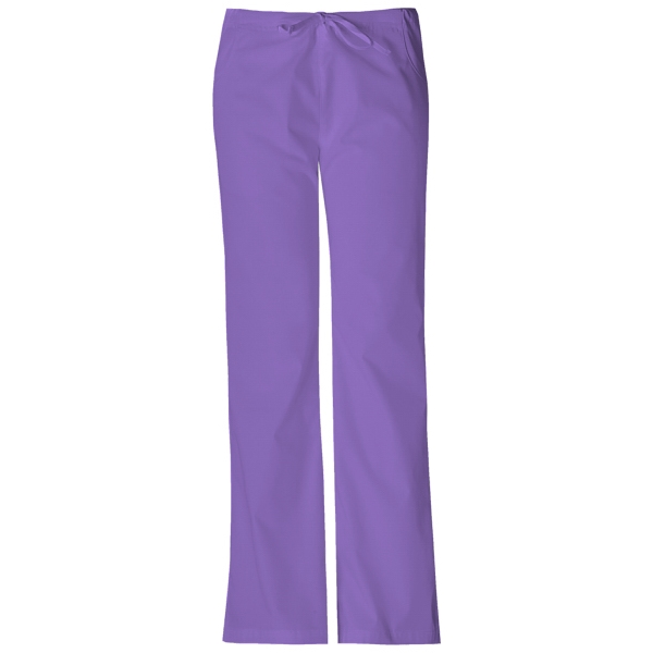 Dickies Medical - Violet - Sa851206 Dickies Flare Leg Pant Photo