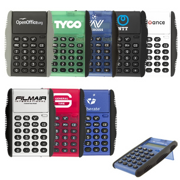 50 Working Days - Flip Cover Calculator With A Push Button Opening Mechanism Photo