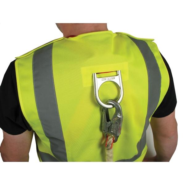 5-Point Break-Away D-Ring Safety Vest (Class 2)