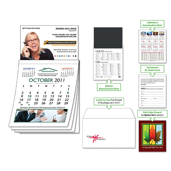 Magna-cal (tm) - Magnet -business Card R.e. Calendar-oct. 2012. Avail. To Ship 8/15/12 Thru 11/14/12 Photo