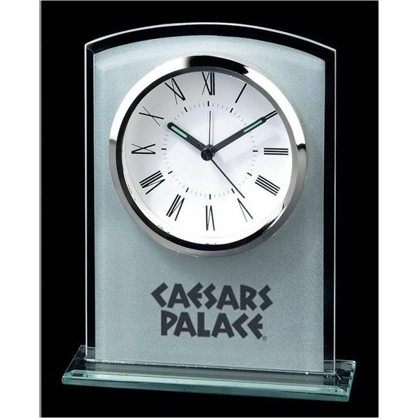 Rectangle alarm clock