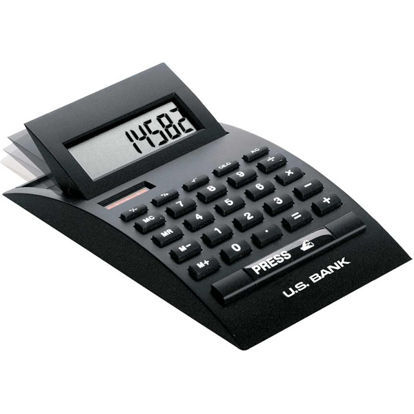 Adjustable Display Calculator With Bridge Like Design Photo