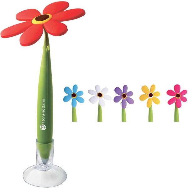 Flower-shaped Pen Photo