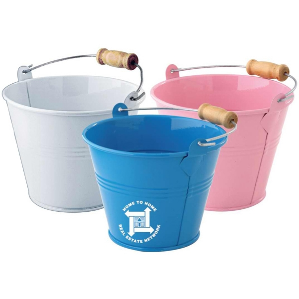 Metal Bucket Photo