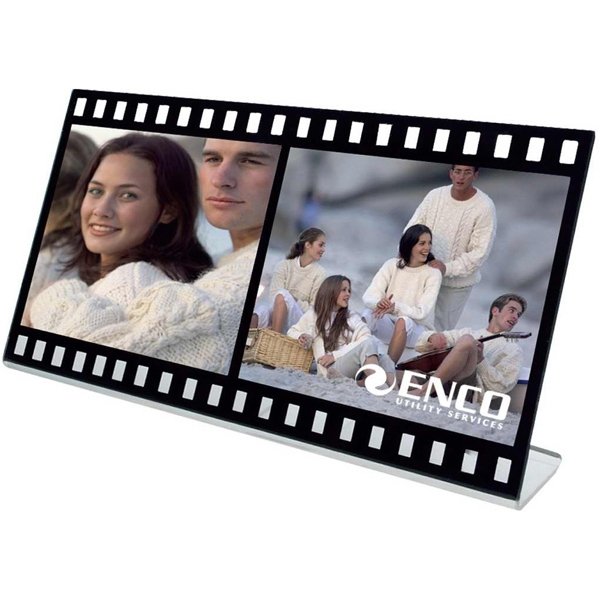 Acrylic Filmstrip Photo Frame Photo