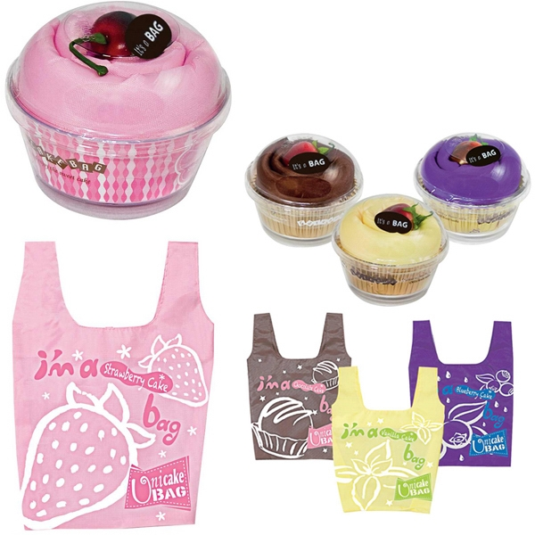 Cupcake Shaped Bag Photo