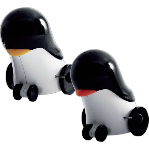 Rolling Penguin Salt And Pepper Shakers Photo