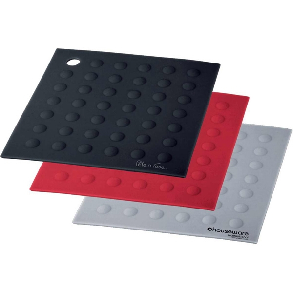 Silicone Trivet With Handing Hole Photo