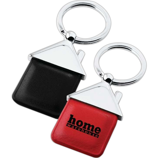House Shape Keychain Photo