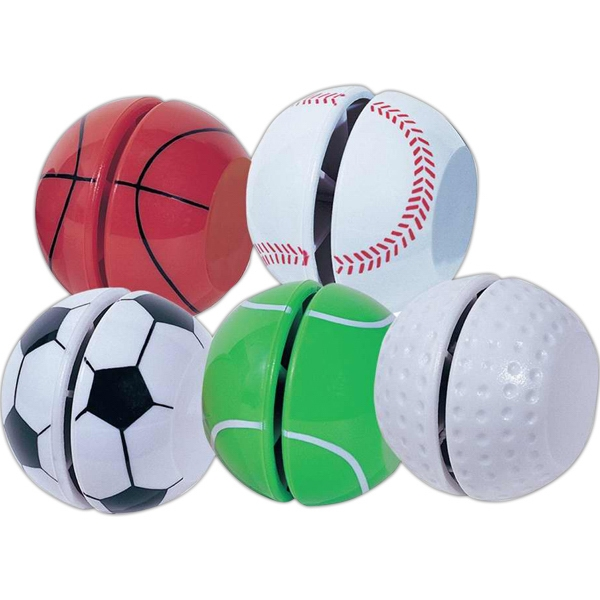 Sports Ball Designed Yo-yo Photo