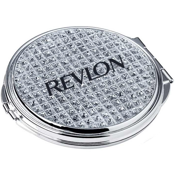 Jewelry Round Compact Mirror Photo