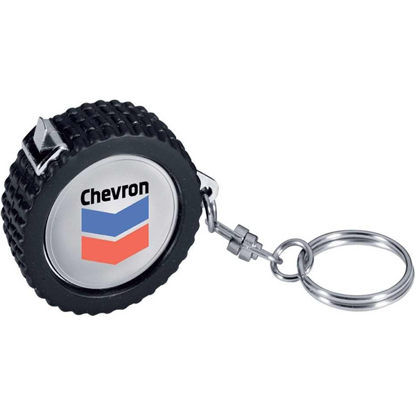 Tire Shaped Measuring Tape Photo