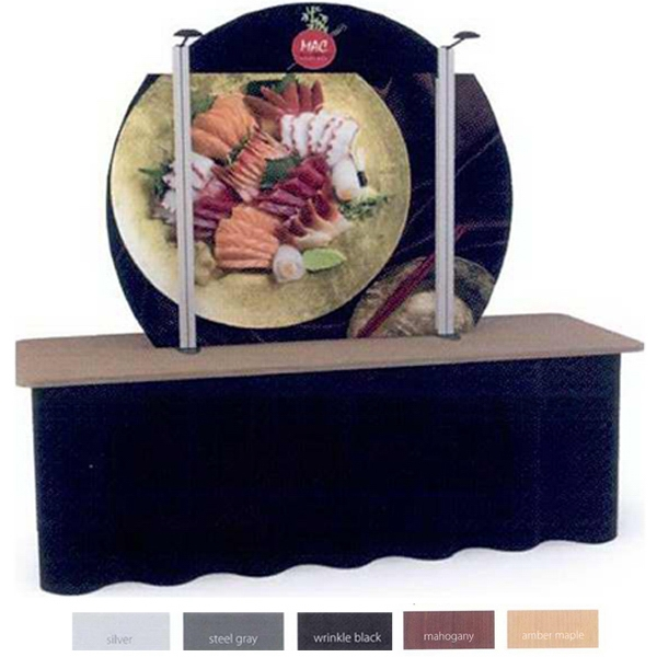 Table Top Display - Table top display packages include frame, center graphic, lights and more.