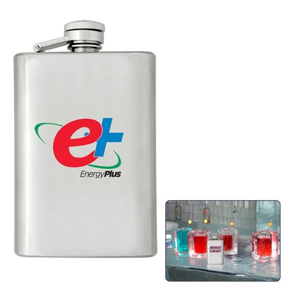Custom Printed Flasks