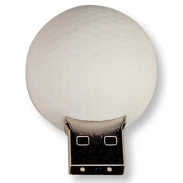 Golf Ball Flash Drive