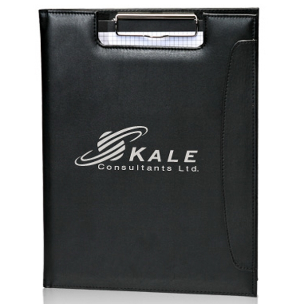 Black Clipboard Padfolio