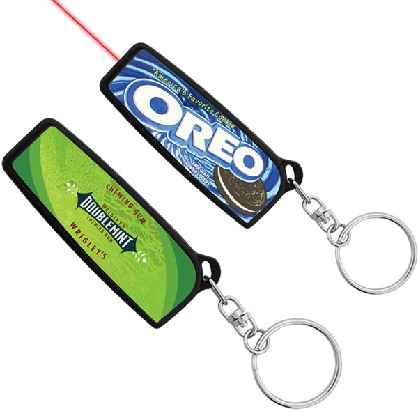 3 Working Days - High Powered Laser Pointer Key Chain Photo