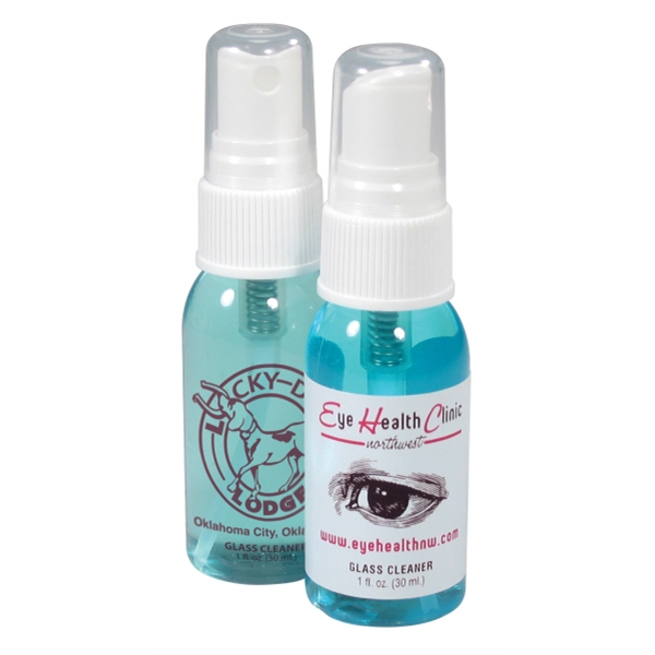 Personal Care Line - Glass Cleaner In A 1 Oz. Spray Bottle Photo