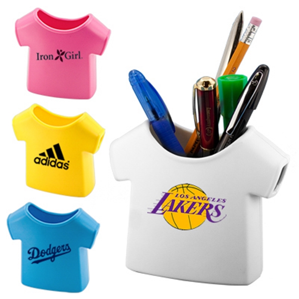 T-shirt Shaped Pen Holder Photo