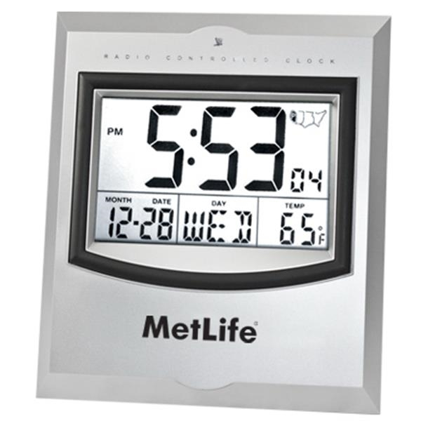Desktop Or Wall Mounted Radio Controlled Clock Photo