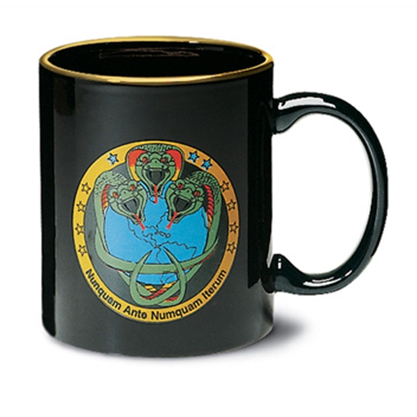 Hartford - Black - Ceramic Mug, 11 Ounces Photo