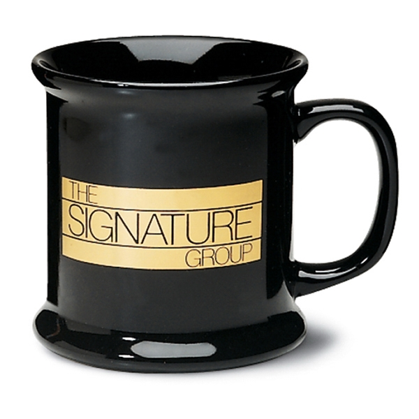 Corporate - Black - Ceramic Mug, 13 1/2 Ounces Photo